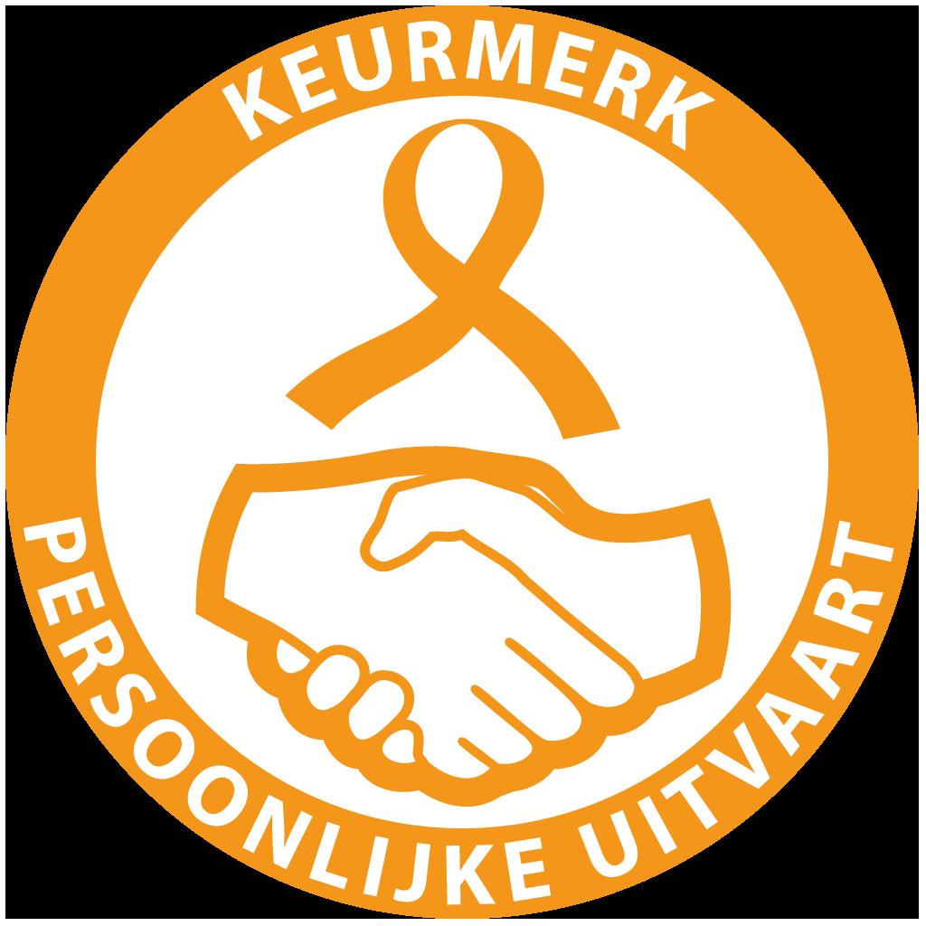 Logo Keurmerk Persoonlijke Uitvaart